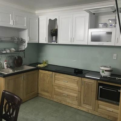 Tủ bếp - Hẻm 141 Trần Não - Q2