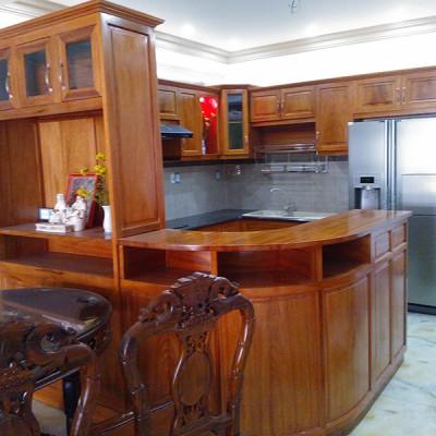 Tủ bếp - Bàu Cát - Tân Bình