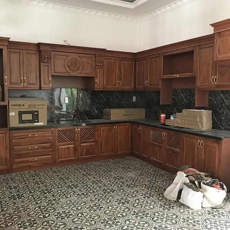 Tủ bếp - Thạnh Mỹ Lợi - Q2