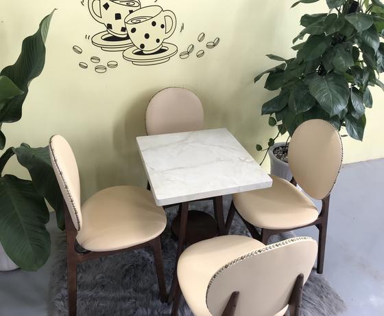 Bộ bàn cafe ghế luxy