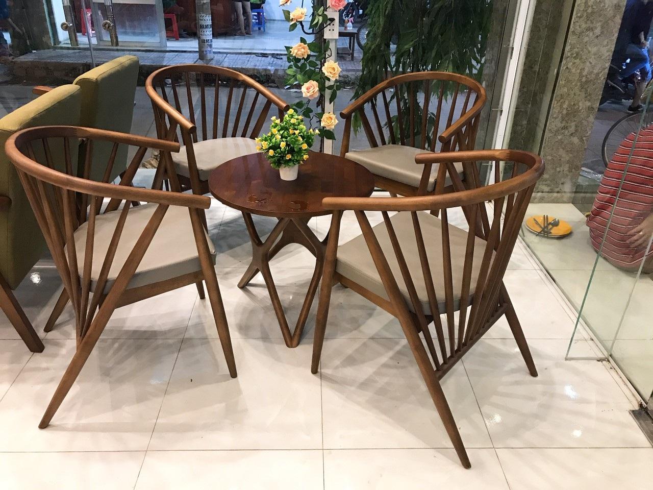 Mẫu bàn ghế genny