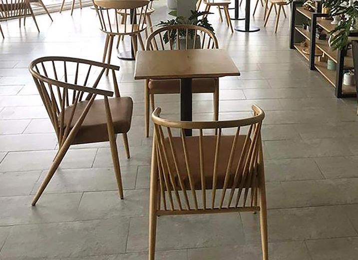 Ghế genny cho quán cà phê