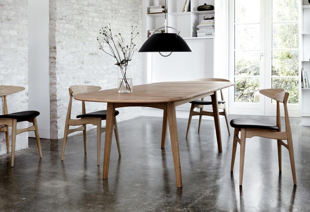Ghế lunar gỗ ash