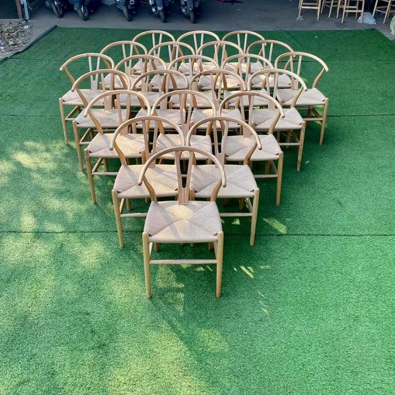 Mẫu ghế wishbone