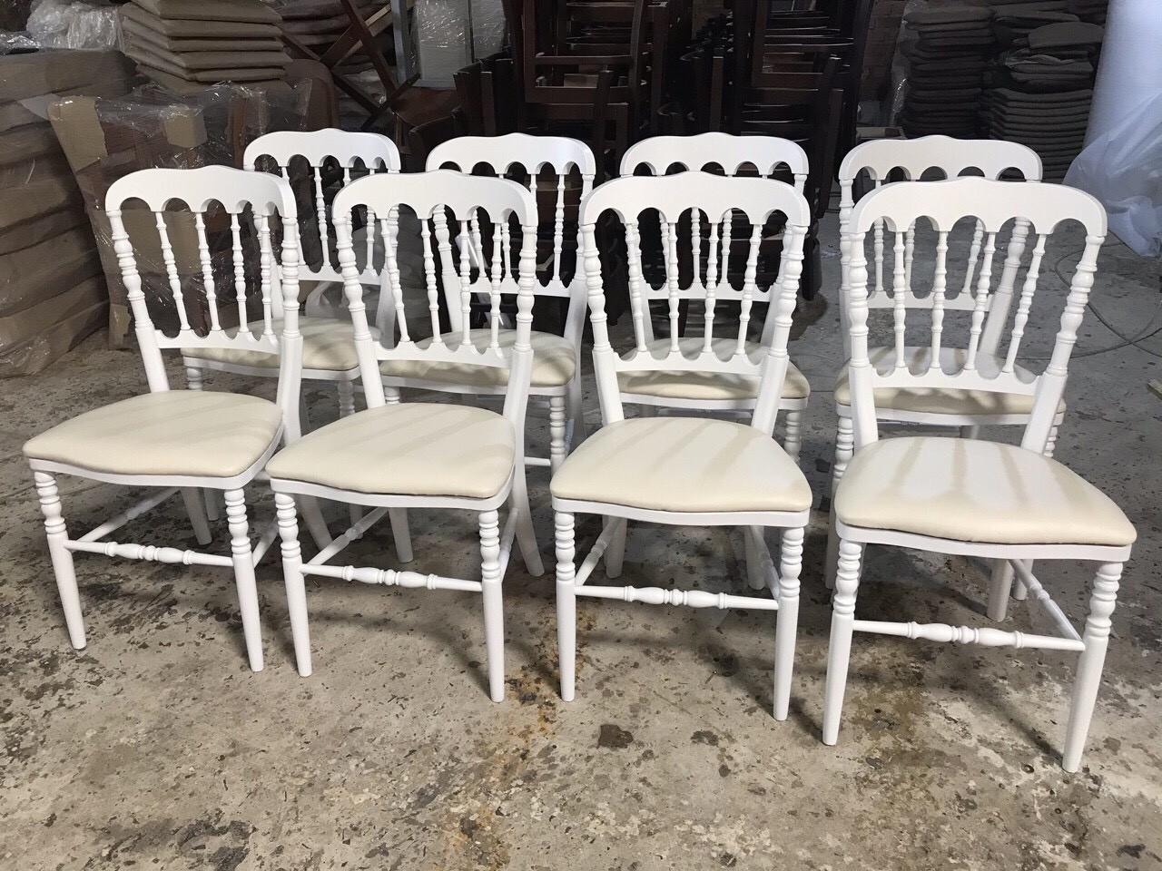 Mẫu ghế napoleon