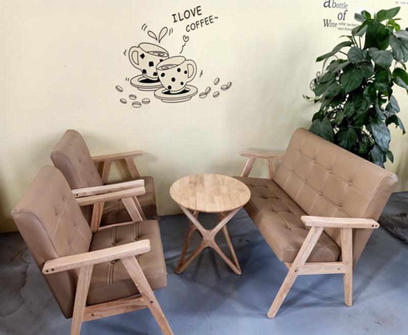 Bộ bàn sofa cà phê